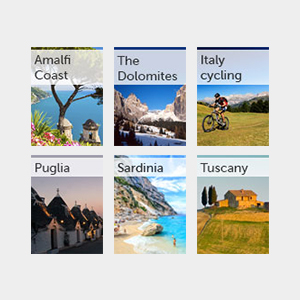 All our Italy guides