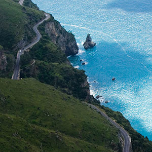 Amalfi Coast cycling holidays