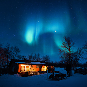 Best time to visit Lapland