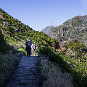 Walking in Madeira