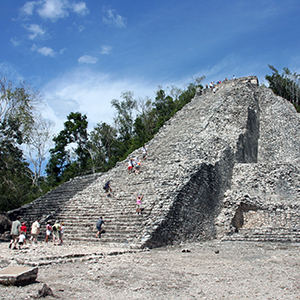 Mayan & Aztec sites in Mexico