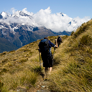 New Zealand walking holidays guide