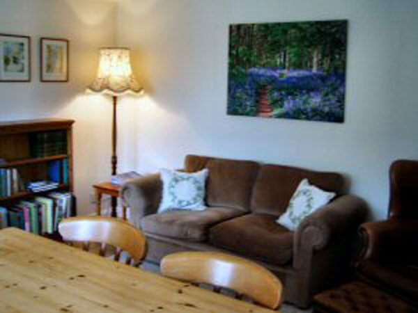 South Downs self catering flat in Kingston, nr Lewes, England