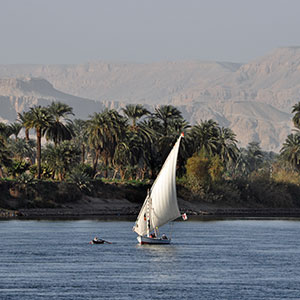 How to choose a cruise on the Nile