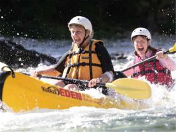 Ardeche family activity holiday in France