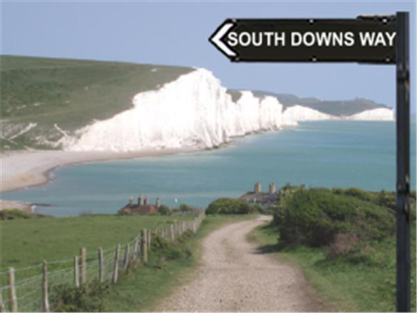 South Downs Way walking holiday, England