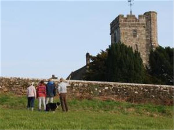 Sussex guided walks and rambles, England