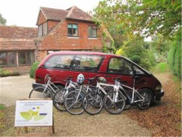 Sussex cycle hire & guided tours, England