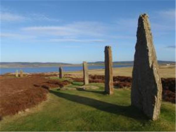 Orkney Isles walking holiday, Scotland