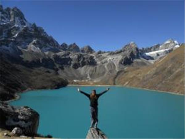 Everest and Gokyo Lakes trekking holiday