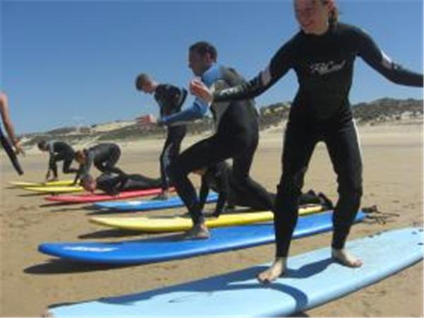 Alentejo surfing holiday in Portugal