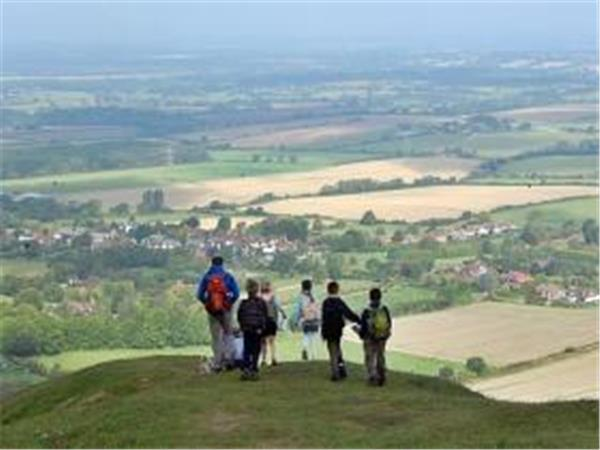 Navigation Course, South Downs National Park, England