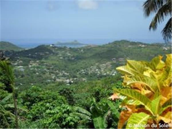 St Lucia self catering apartment, La Borne