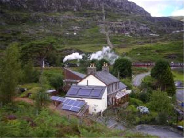 Snowdonia Bed and Breakfast accommodation, Wales
