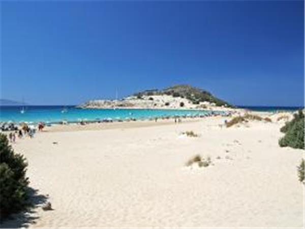 Greece self drive holiday, Peloponnese beaches