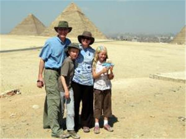 Tailor made family holiday in Egypt