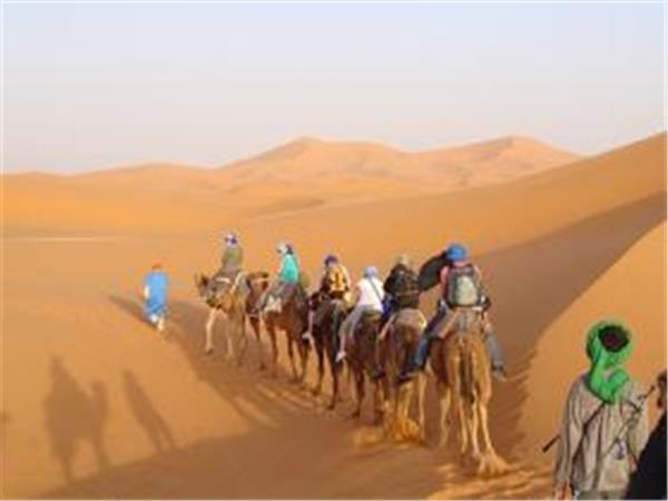 Family holiday to Morocco, Sahara & Marrakech
