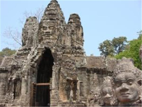 Cambodia discovery holiday, tailor made