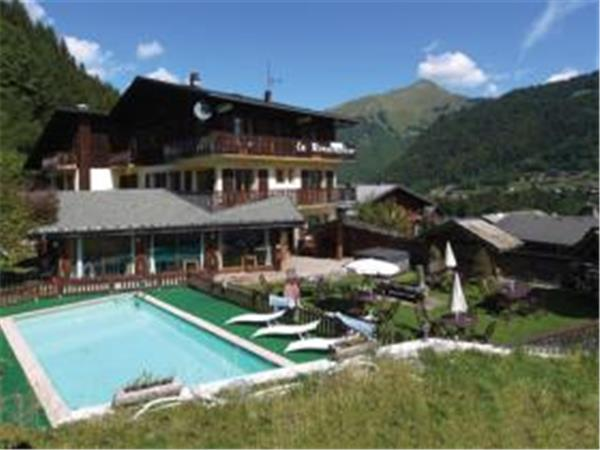 French Alps activity holiday in Morzine, hotel based