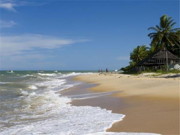 Brazil luxury beach holiday, Bahia