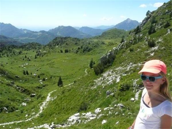 Italian Alps walking holiday