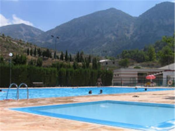 Rural self catering accommodation near Valencia, Spain