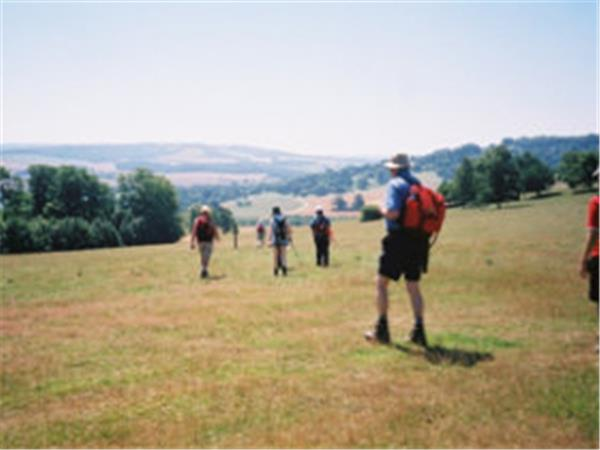Pilgrims Way guided walk