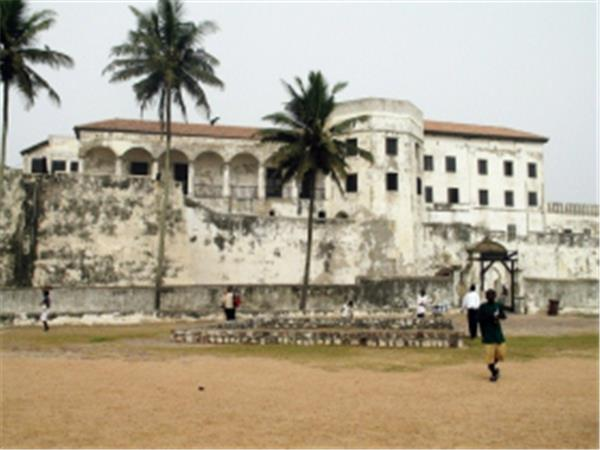 West African history tour in Ghana