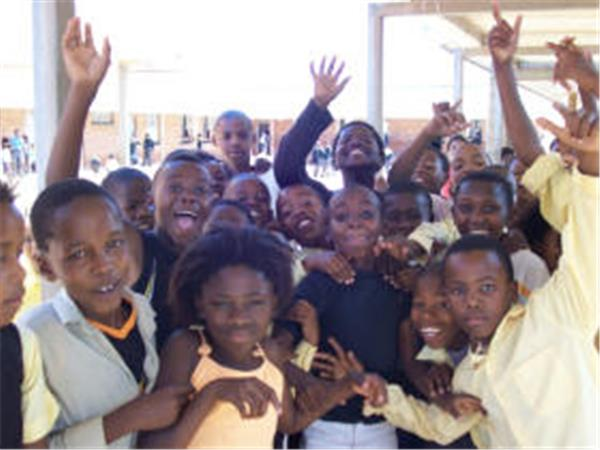 Education volunteering in South Africa
