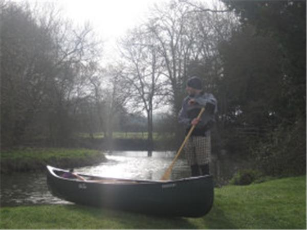 Sussex canoeing day tours, England
