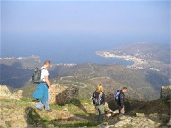 Guided walking holidays in Catalonia, Spain
