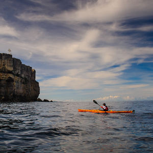 Sea kayaking travel guide