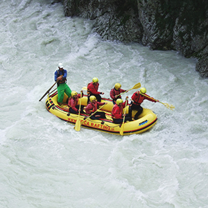 Multi activity holidays in Slovenia