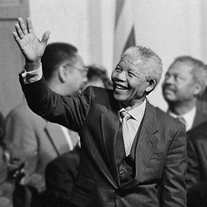Nelson Mandela & the Rainbow Nation