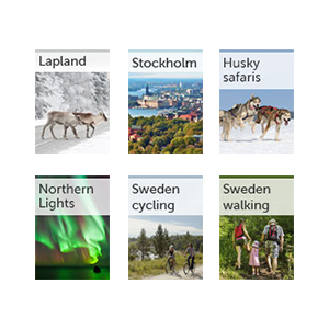 All our Sweden guides