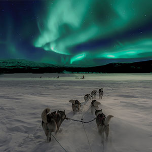 Best time to visit Swedish Lapland