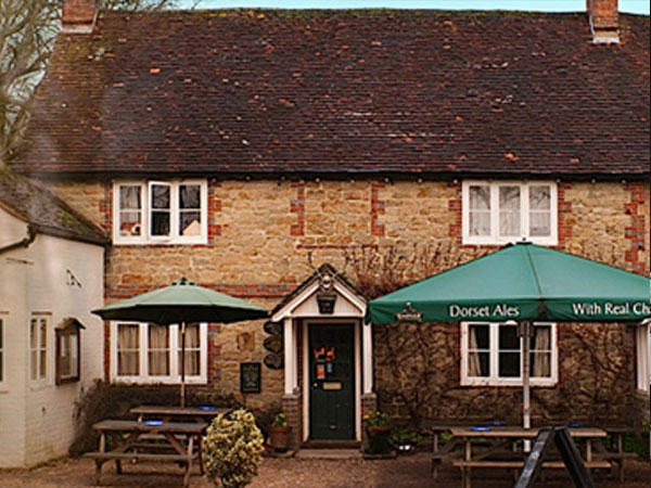 South Downs pub in Balls Cross, England