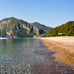 Cirali beach holidays
