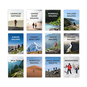 All our walking guides