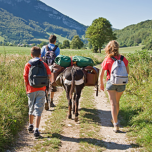 Family walking holidays in Europe