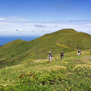 Walking holidays in the Azores