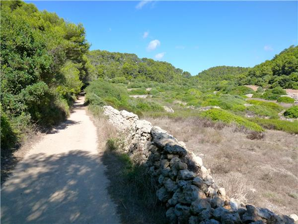 Menorca walking holiday, Spain