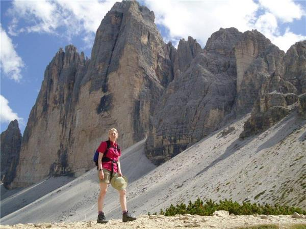 Dolomites walking holiday in Italy, self guided