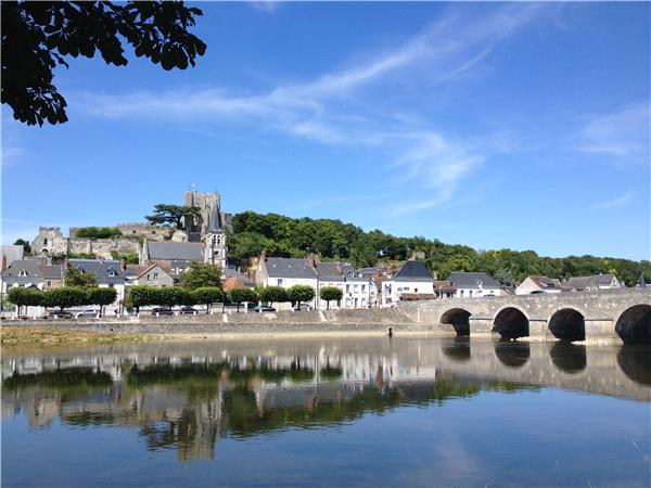 Loire cycling holiday, France
