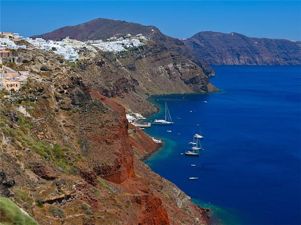 Cyclades walking holidays in Greece