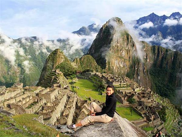 Family adventure holiday in Peru, Inca & Amazon