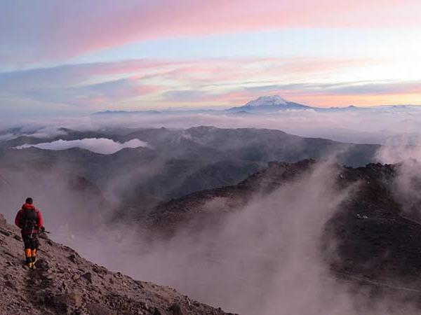 Cotopaxi climb and trekking holiday in Ecuador