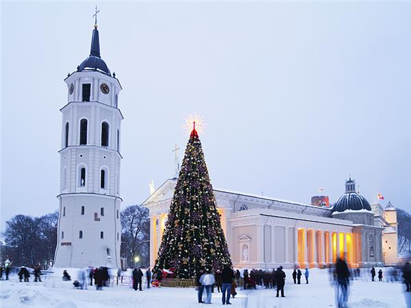 Winter holiday in Stockholm & the Baltics