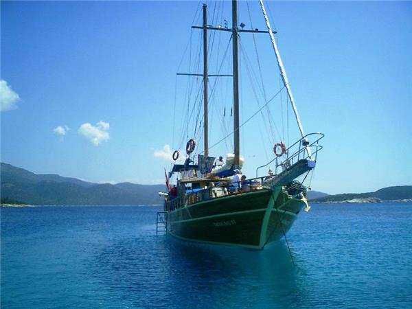 Turkey cultural tour & gulet cruise holiday