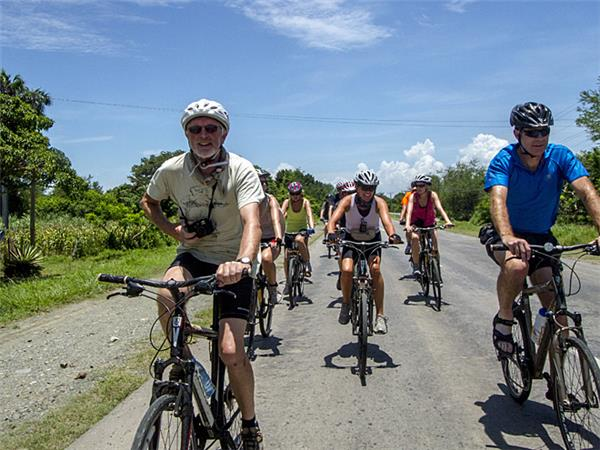Yucatan cycling holiday in Mexico